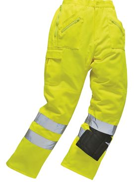 Portwest Hi-Vis Action Trousers (E061)
