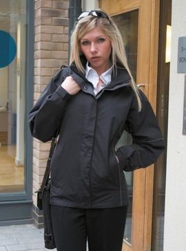 Result Ladies Urban Fell Lightweight Technical Jacket