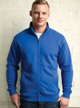 AWDis Full Zip Sweatshirt