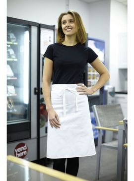 Denny's Polycotton Waist Apron (With Pocket)