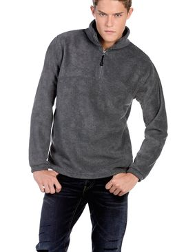 B&C Highlander 1/4 Zip Fleece