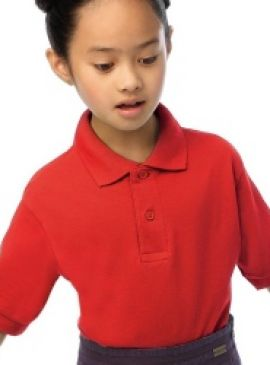 B&C Children's Safran Polo Shirt