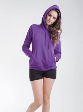 Skinni Fit Ladies Pull-On Beach Hoodie