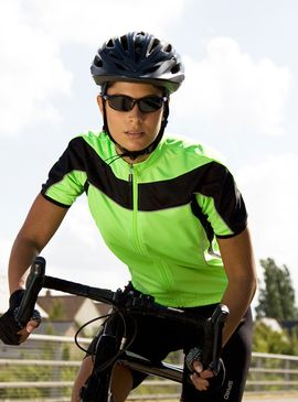 Spiro Ladies Bikewear 1/4Zip Top