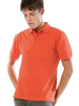 B&C Men's Polo Shirt