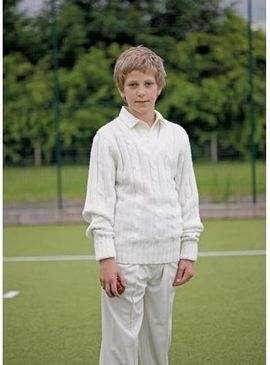 Finden Hales Cricket sweater