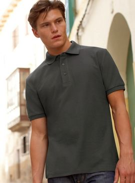 Fruit Of The Loom Heavy Polo Shirt