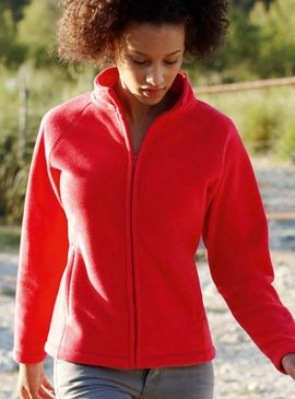 Fruit Of The Loom Ladies Fleece