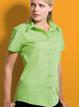 Kustom Kit Ladies Workforce Shirt