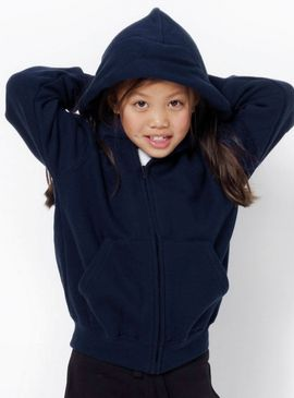 SG Children's Full Zip Hoodie