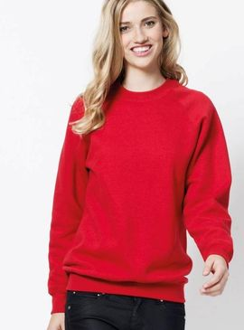 SG Ladies Raglan Sleeve Sweatshirt
