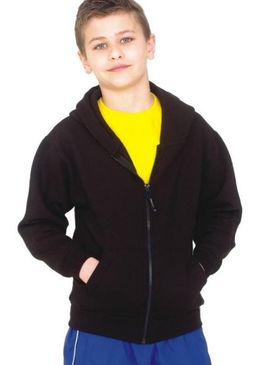 Uneek Childrens Full Zip Hoodie