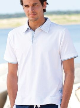 Front Row Polo Shirt