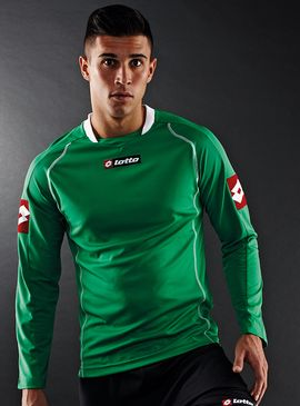 Lotto Jersey technical Football Shirt Long Sleeve