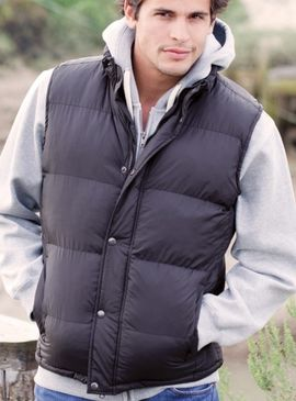 Front Row Padded Bodywarmer