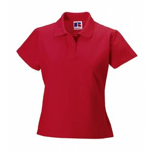 Russell Women's Ultimate Classic Cotton Polo