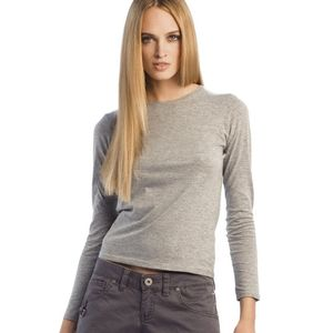 B&C Ladies Fitted Long Sleeve T-Shirt