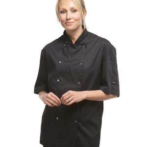 Denny's Short Sleeve Chef's Jacket