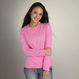 Gildan Ladies Soft Style Long Sleeve T-Shirt