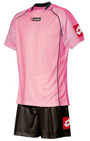 Lotto Jersey Technical Football Shirt Short Sleeve