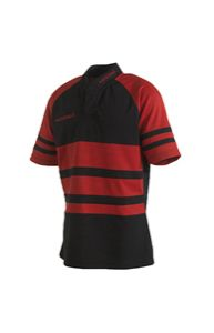 KooGa Teamwear Phase II hooped match shirt