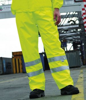 Dickies Hi-Vis Highway Trousers